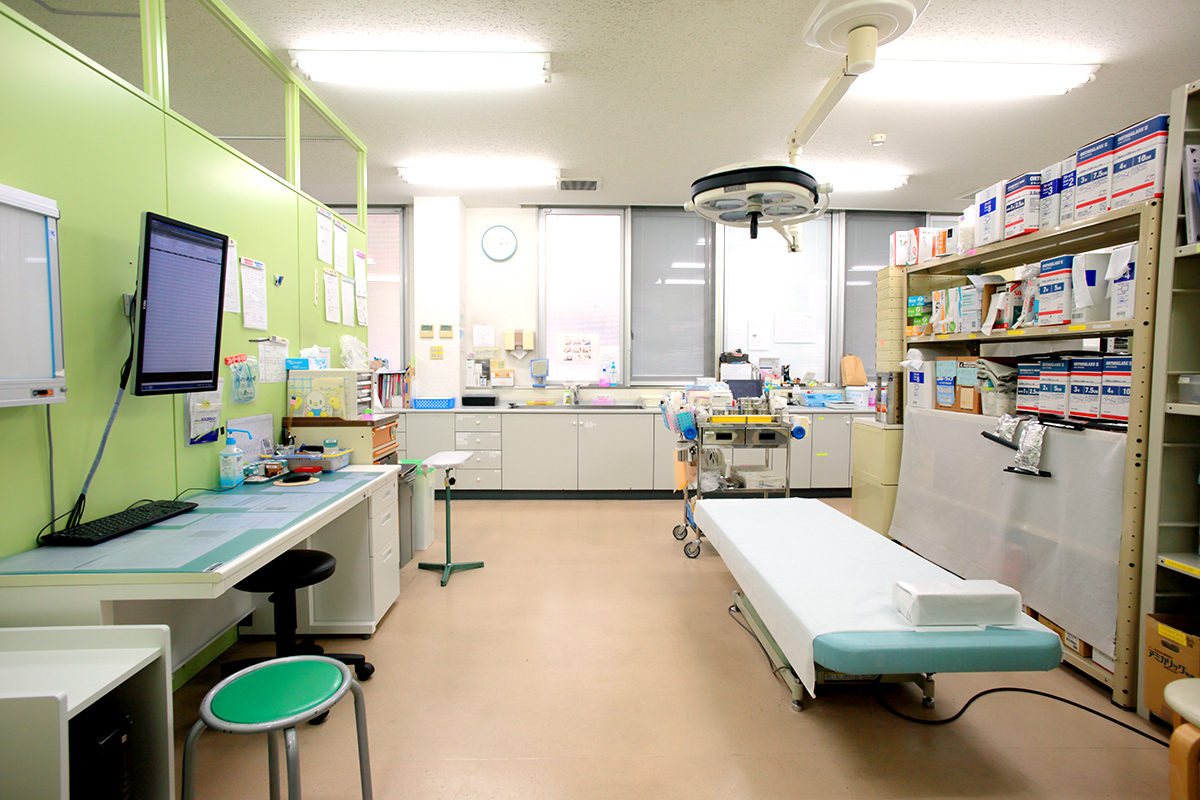 外来・手術室